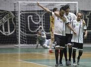 Futsal Adulto: Ceará vence o Maranguape e fica próximo de classificação para as quartas-de-final
