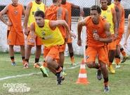 Após vitória, Ceará volta aos trabalhos em Porangabuçu