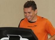 Liberado pelo DM, Eusébio faz primeiro treino físico