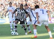Confira os lances da partida entre Ceará 2 x 2 Cruzeiro