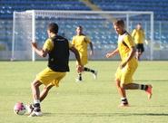 No PV, PC Gusmão comandou treino coletivo com o grupo