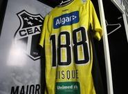 Ceará fará ação em alusão ao Setembro Amarelo, na partida contra o Vitória