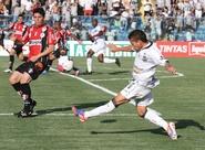 Com emoção e muita raça, Ceará vence o Joinville por 4 x 3