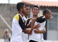 Em amistoso do Sub-19, Ceará domina o jogo e vence Clássico-Rei