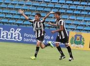 Líder do grupo na 2ª Fase, Sub-13 do Vozão enfrenta o Atlético