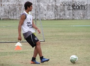 Treino técnico movimenta equipe Sub-20, em Porangabuçu