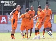 Mancini finaliza treinos no Rio de Janeiro/RJ