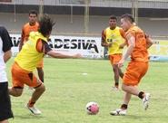 Ceará finaliza treinos e está preparado para o Clássico-Rei