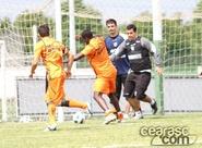 Ceará finaliza treinos e está pronto para duelo contra o Atlético/PR