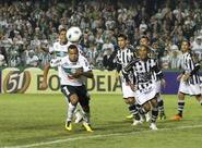 Ceará perde para o Coritiba e deixa a Copa do Brasil 2011