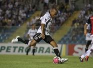 Ceará não fura bloqueio do Paraná e perde por 1 x 0, no PV