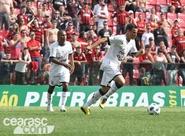 Confira os lances da partida entre Atlético/PR 1 x 0 Ceará
