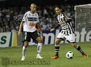 Após folga, Vicente só pensa no duelo contra o Botafogo/RJ
