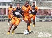 Ceará finaliza treinos no Rio de Janeiro/RJ com muita descontração