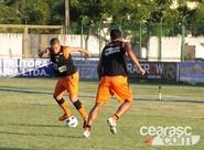 Alvinegros voltam aos trabalhos de olho no Avaí/SC