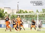 Ceará finaliza treinos antes de encarar o Avaí/SC