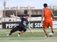 Ceará inicia preparação para o jogo contra o Itapipoca