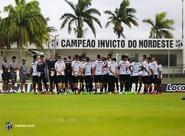 Já com foco no Estadual, Ceará se reapresenta nesta quarta-feira, em Porangabuçu