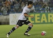 Diante do Paraná, Everton espera manter a boa fase