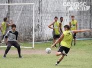 Sub-20: Estadual 2011 começa e Ceará segue preparação para estreia