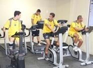 Alvinegros dão início à preparação para o jogo contra o Avaí