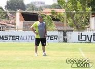 Se preparando para enfrentar o São Paulo, Vovô treina no CT do Palmeiras