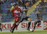 Jogando no estádio Presidente Vargas, Ceará perde para o CRB