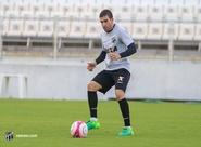 Contra o CSA, Richardson completará 100 jogos pelo Ceará