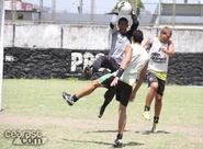 Sub-20 do Ceará preparado para a final do Estadual 2011