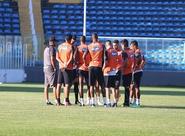 Ceará se reapresenta com treino no PV, local do jogo contra o Fluminense