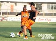 Alvinegros encerram preparativos para jogo desta quarta-feira