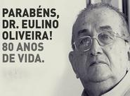 Dr. Eulino Oliveira, o Presidente do Tetra de 1978, completa 80 anos hoje