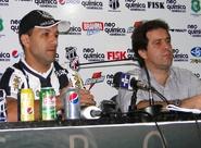 Iarley é apresentado no Carlos Alencar Pinto