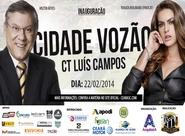 """Com grande festa, """"Cidade Vozão – CT Luis Campos"""" será inaugurada"""