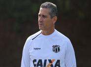 Jorginho não é mais treinador do Ceará