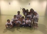 Ceará S.C promove ação com o Lar de Crianças Sara e Burton Davis