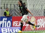 """""""Vou trabalhar para quem venham muitos"""", disse Léo Gamalho sobre o gol"""