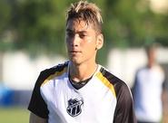 Luiz Henrique sofre lesão e ficará fora por cerca de 20 dias