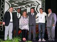 Atletas do Ceará recebem prêmios