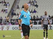 Confira as informações sobre a arbitragem de Ceará x Athletico/PR