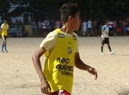 Ceará realizou peneirada para atletas nascidos em 1996, 1997 e 1998