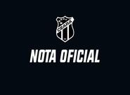 Nota oficial: Ceará lamenta comercialização indevida de camisas do clube