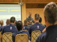 Enderson Moreira ministra palestra em curso da CBF Academy