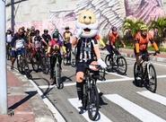 Ceará realiza passeio ciclístico para encerrar as comemorações de seu 105° aniversário