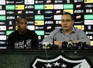 """Rafael Costa: """"O torcedor do Ceará foi decisivo para o meu retorno"""""""