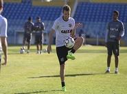 Marcelo Chamusca comanda treino fechado no Presidente Vargas