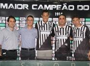 Ceará e Embracon renovam parceria até o fim da temporada