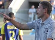Técnico Ricardinho elogia equipe em amistoso e espera evolução