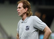 Técnico Sérgio Guedes deixa o comando do Ceará