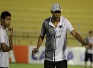 No estádio Passo das Emas, Ceará finalizou preparação